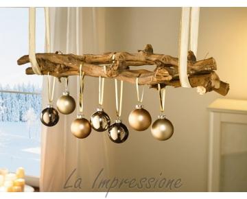 La Impressione - Bytové doplnky - Dekorácie a ozdoby - Vianočné ... d91949db540